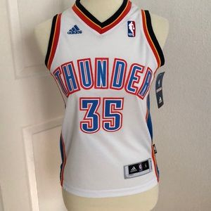 NWT Authentic Adidas OKC Durant Jersey